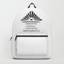 Join the Wonkru Backpack