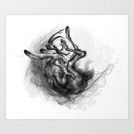 Inlé Art Print