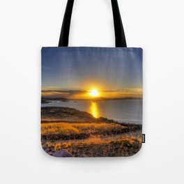 A Titicaca Sunset Tote Bag