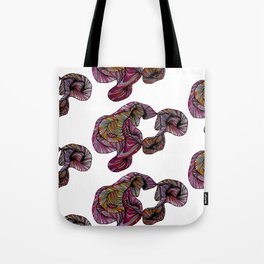 abstract poof Tote Bag