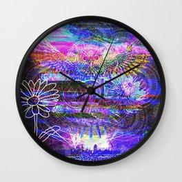 INSOMNIAC Wall Clock