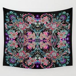 Mandala Colorful Boho Wall Tapestry