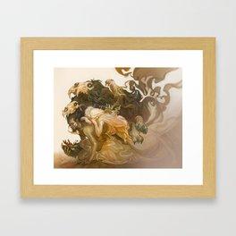 Tam Lin by Wylie Beckert Framed Art Print
