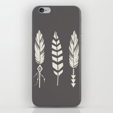 Gypsy Feathers iPhone & iPod Skin