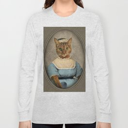 "Jane ""Paw""sten Long Sleeve T-shirt"