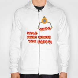 Don't Give Up! Hoody