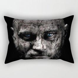 Ragnar Lodbrok The KIng Rectangular Pillow