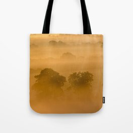 Gold in the Hedgerows Tote Bag