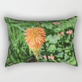 Flowers at The Sky Garden, London, 20 Fenchurch Street Rectangular Pillow
