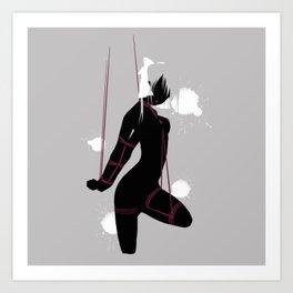 Nyoko - Infatuation Art Print