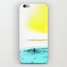 The World is your Sandbox iPhone & iPod Skin