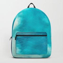 Caribbean Blues Backpack
