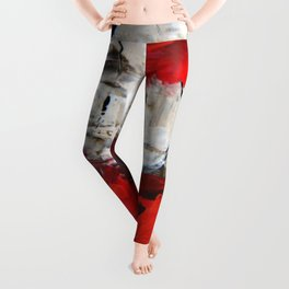 Sloppy Poppy Leggings