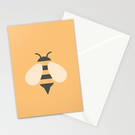 #81 Bee Stationery Cards