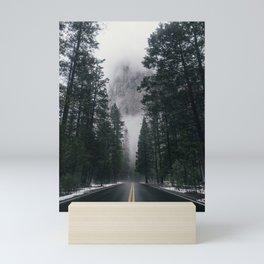Forest Way Mini Art Print