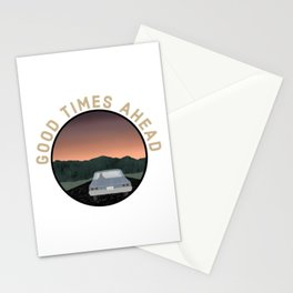 Road Trip View Stationery Cards