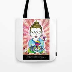 Buddha's Delight Tote Bag