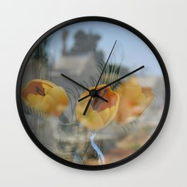 Placeless Wall Clock