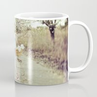 dorothy Mugs featuring Dorothy by Malice of Alice