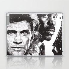 Lethal Weapon Laptop & iPad Skin