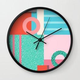 Lido Wall Clock