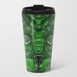 Green Manling Travel Mug