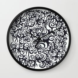 nt014 Wall Clock