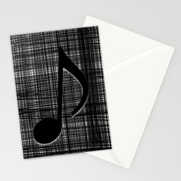 Music 68 Stationery Cards