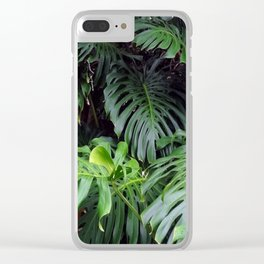 Hawaii Tropicals 02 Clear iPhone Case