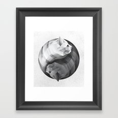 Catyang Framed Art Print