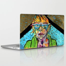 Uranium Girl Laptop & iPad Skin