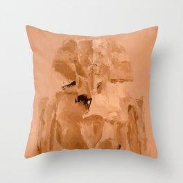 Egypt - Pharaoh Throw Pillow
