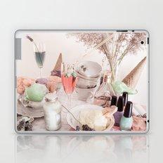 Ice Cream Tea Laptop & iPad Skin
