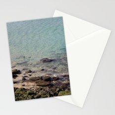 Green Rocks Stationery Cards