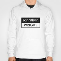 logo Hoodies featuring Logo by Jonathan Wright Productions