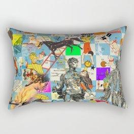 Many a splendid thing Rectangular Pillow