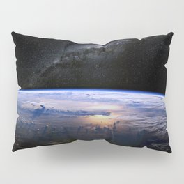 Earth is Round Pillow Sham