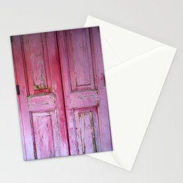 Strawberry Shutter Stationery Cards