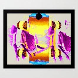 King's X Art Print