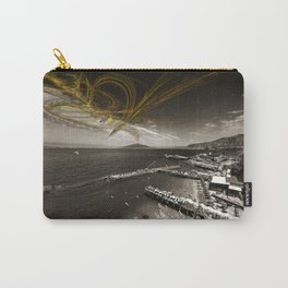 Sorrento Erupts Carry-All Pouch