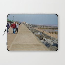 Out for a walk Laptop Sleeve