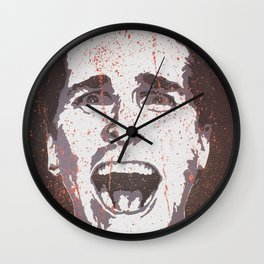 Utterly Insane Wall Clock