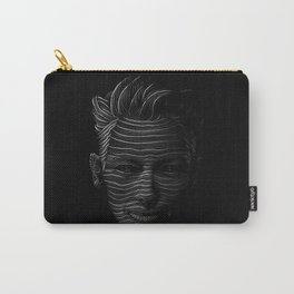 Tilda Switon Portrait Carry-All Pouch