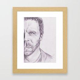 The Good Doctor Framed Art Print