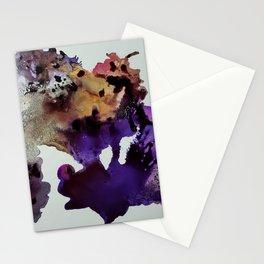 alcohol inks - spring awakening Stationery Cards