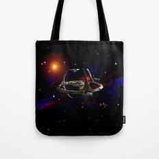 Deep Space 9 Tote Bag