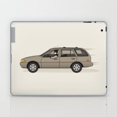 Mobile in the Shop Laptop & iPad Skin