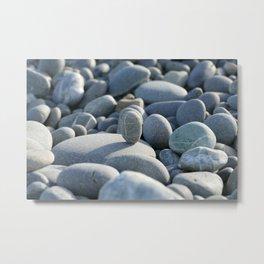 Stone on stone Metal Print