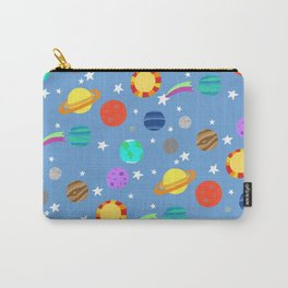 planets and stars Carry-All Pouch
