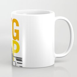 don't give up Coffee Mug